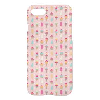 Screaming for Ice Cream iPhone 7 Case