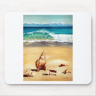Sea Shell Series II Mouse Pad