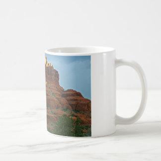 Sedona Mountains Bell Rock Basic White Mug