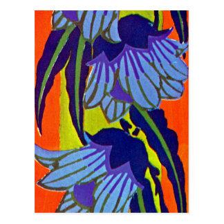 Seguy's Art Deco #4 at Emporio Moffa Postcard