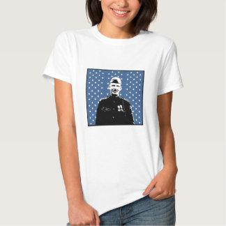 Sergeant Alvin York and MOH Flag T-shirt