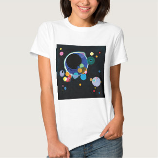 Several Circles by Wassily Kandinsky Tshirt