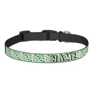 Shamrocks Pet Collars