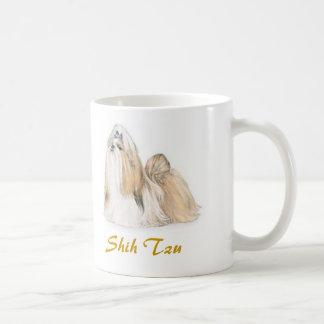 Shih Tzu, Dog Lover Galore! Basic White Mug