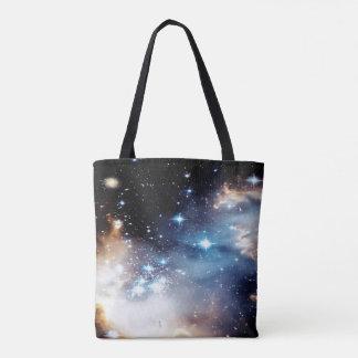 Shining Star All-Over-Print Tote Bag