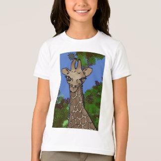 short sleeve giraffe t-shirt II
