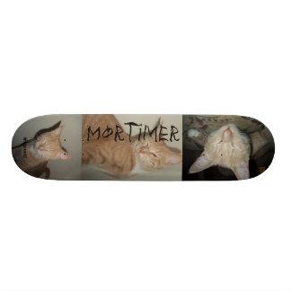 Shywolf Mortimer Custom Skate Board