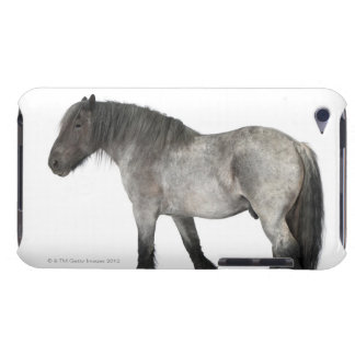 Side view of a Belgian horse, Belgian Heavy Barely There iPod Case