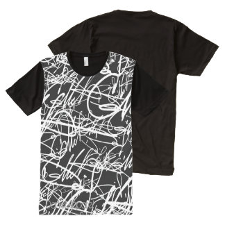 Signature All-Over Print T-Shirt
