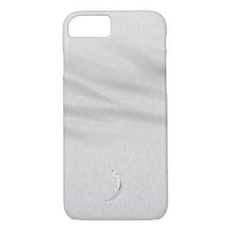 Silver Banana Phone Case