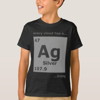 Silver Lining T Shirts