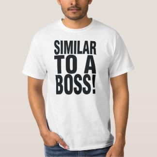 Similar to a Boss T Shirt