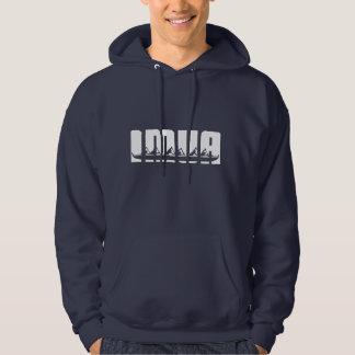 Simple Fleece Hooded Sweatshirt