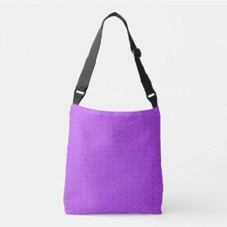Simple Purple Music Tote Bag