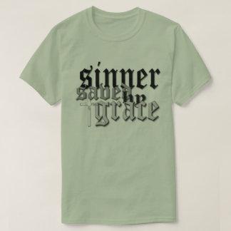 sinner saved by grace t var 05 tshirt