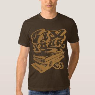 Six Four (crisp gold) Shirt