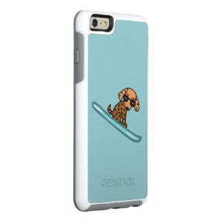 Ski Dog OtterBox iPhone 6/6s Plus Case