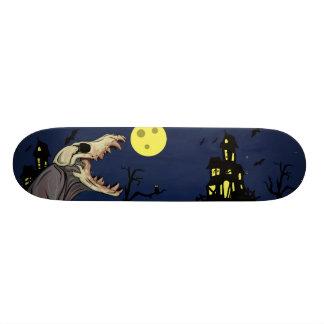 Skull Monster Skate Boards