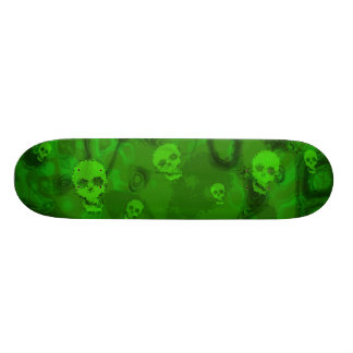 Skull Spectres skateboard