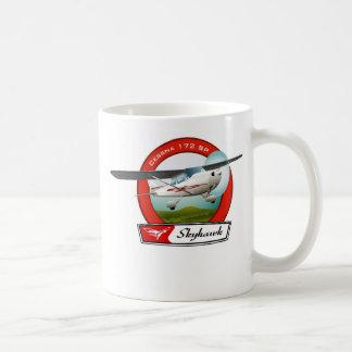 Skyhawk Basic White Mug