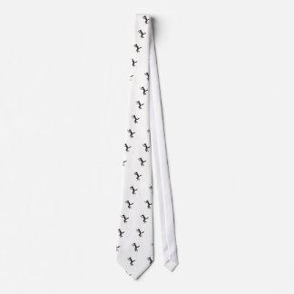 Slavering Werewolf Tie