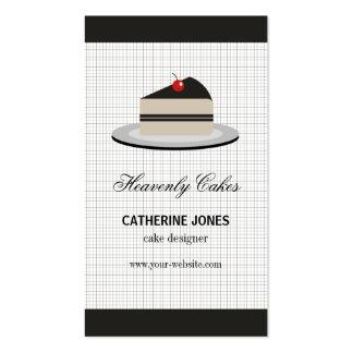 Slice of Cake Pack Of Standard Business Cards