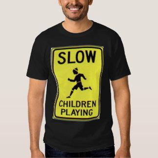 Slow Children Playing Tee Shirts