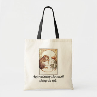 Small Things Budget Tote Bag