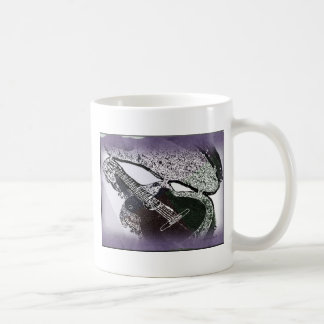 Smooth Jazz Guitar Mug