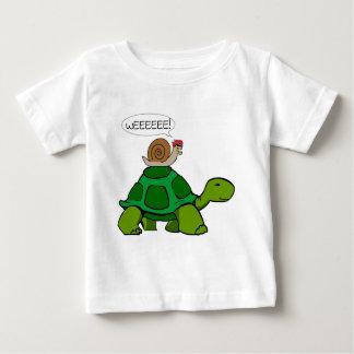Snail & Turtle - Turbo Duo Tshirts