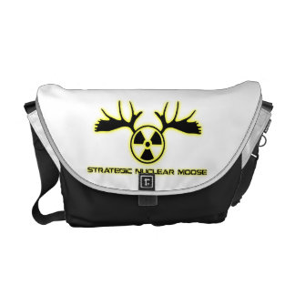 SNM Messenger Bag