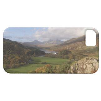 Snowdon from Capel Curig, Gwynedd, Wales (RF) iPhone 5 Cover