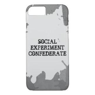 Social Experiment iPhone 7 Case