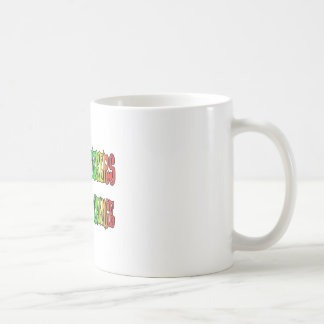 Social Workers Work For Change Basic White Mug
