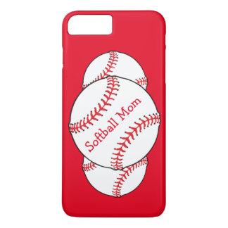 Softball Mom iPhone 7 Plus Case