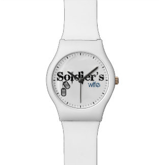 Soldier's Wife Wristwatches