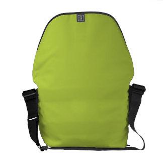 Solid Tender Shoots Green Commuter Bags