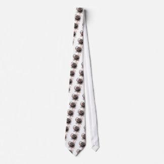 Sound Speaker with Floral Tie