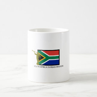 SOUTH AFRICA DURBAN MISSION LDS CTR BASIC WHITE MUG