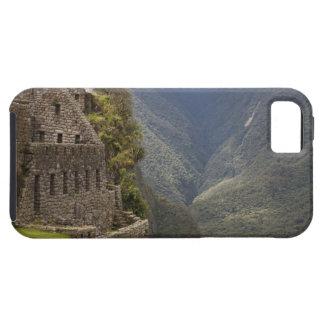 South America, Peru, Machu Picchu. Stone ruins iPhone 5 Case