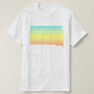 south dakota chill fade tshirts