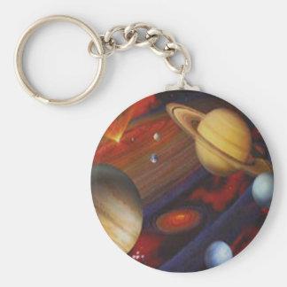 Space Key Chain