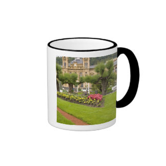 Spain, San Sebastian. Popular seaside resort, Ringer Mug
