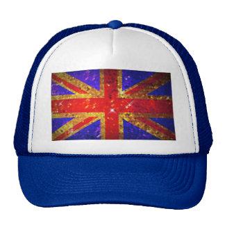 Sparkly UK Flag Hat