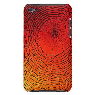 Spider Web Art iPod Case