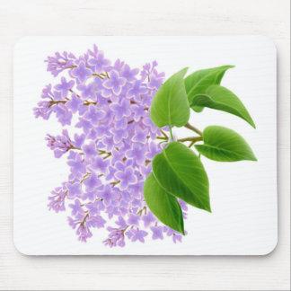 Spring Garden Lilacs Mousepad