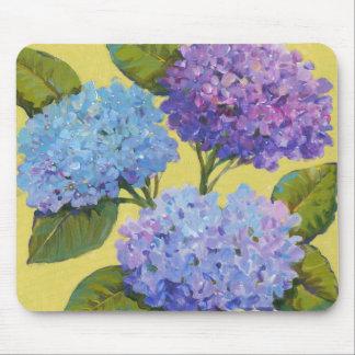 Spring Hydrangeas I Mouse Pad