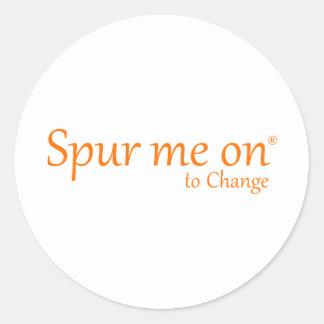 Spurmeon Round Sticker