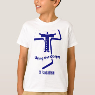 St Francis of Assisi Quote Tshirts