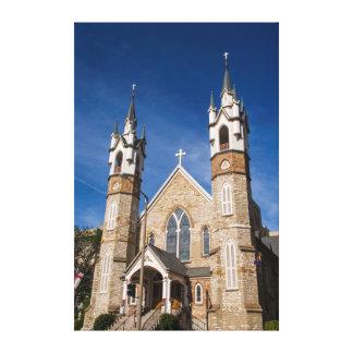 St. Mark's Episcopal Church Grand Rapids Gallery Wrap Canvas